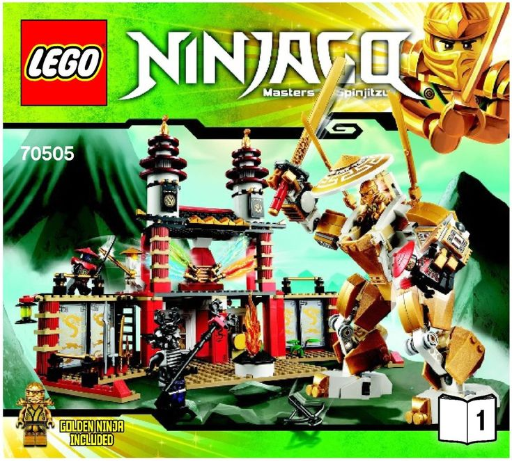 lego ninjago kai fighter instructions