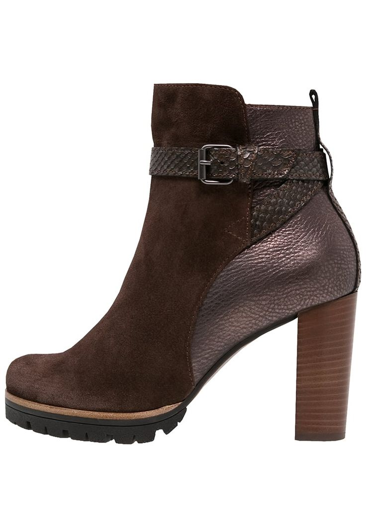 Högl Platform boots - caffee for £144.99 (15/10/16) with free delivery at Zalando