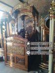 Mimbar In Mosque Ukiran Mewah