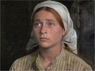 Neva Small As Chava In The 1971 Film Version Of Fiddler On