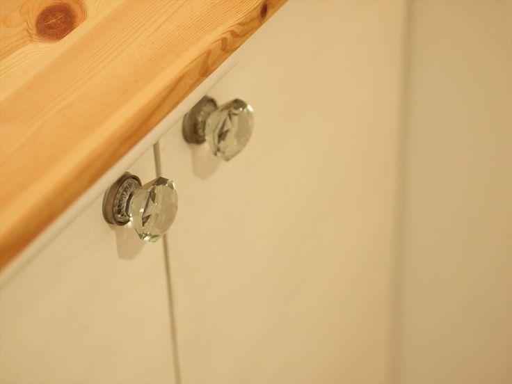つまみ/取っ手/ドアノブ/扉/キッチン収納/インテリア/注文住宅/施工例/リフォーム/リノベーション/いえラボ/ handle/knob/doorknob/design/interior/house/homedecor/renovation