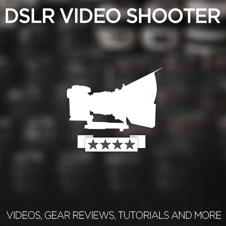 This is a great resource for product reviews and information about shooting video with a DSLR.