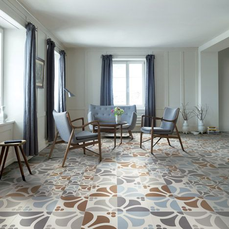 Italian tile manufacturer Refin has launched its latest collection of porcelain tiles in London and Bologna.
