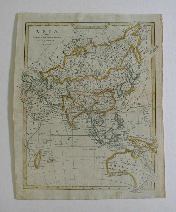 Washington Dc Popout Map%0A Asia  Cumming u     Hilliard  Butler  M  sculp        http    AsiaMapsCards