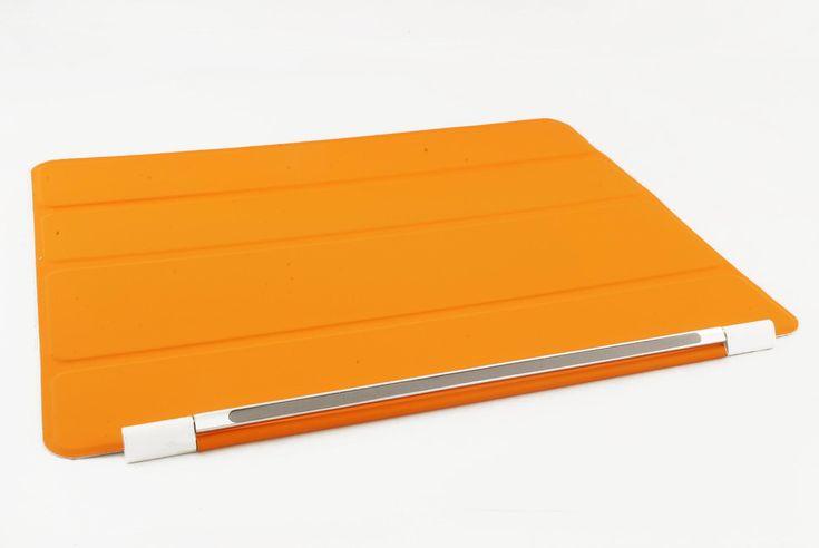 Чехол Smart Cover для Apple iPad 2, iPad 3, iPad 4 (оранжевый)  Чехол Smart Cover для Apple iPad 2, iPad 3, iPad 4 (оранжевый)