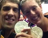 Swimming superstar Michael Phelps is reportedly dating aspiring model and blond beauty Megan Rossee.