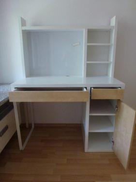 Schreibtisch ikea micke  En iyi 17 fikir, Büromöbel Gebraucht Pinterest'te | Schreibtisch ...