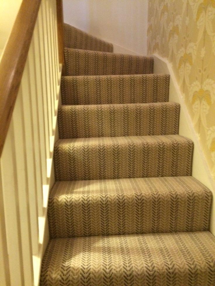 Ulster boho hemingway honesty woven axminster carpet for Woven carpet for stairs