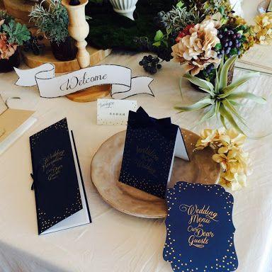 結婚式 招待状 ネイビー 星 - Google 検索