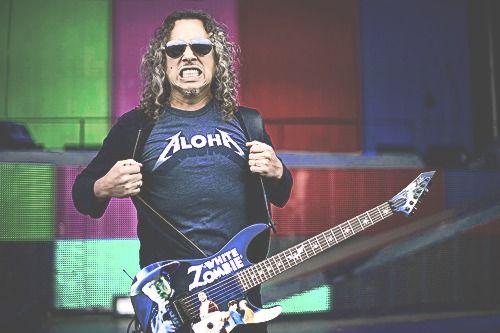Kirk Hammett / Metallica