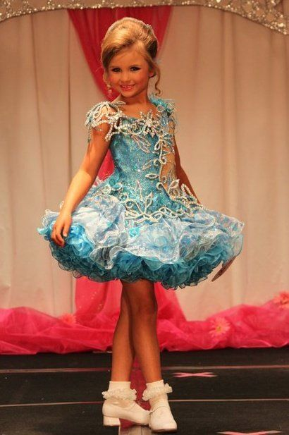 Pretty Feet  Pageant Dresses  Costumes  Girls Pageant