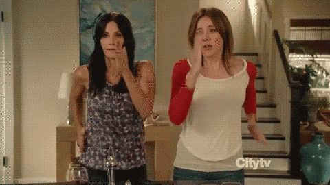 "How to run like Tom Cruise. | Community Post: 21 Life Lessons We Learned From ""Cougar Town"""