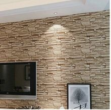 Tijolo 3D papel de parede papel de parede papel de parede 3D papel de parede tapete impermeável para sala papel de parede papel de parede 3D(China (Mainland))