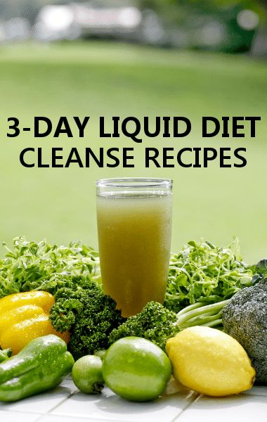 Dr Oz: 3-Day All-Liquid Cleanse + Clean Gut Review Dr ...