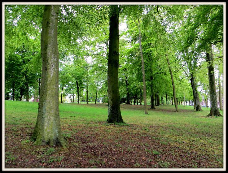Parc de la Citadelle, Liège