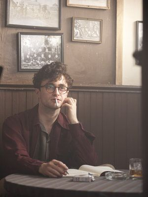 Radcliffe plays Allen Ginsberg in the new film Kill Your Darlings, about Ginsberg's friendship with Jack Kerouac ... Bam. I like.