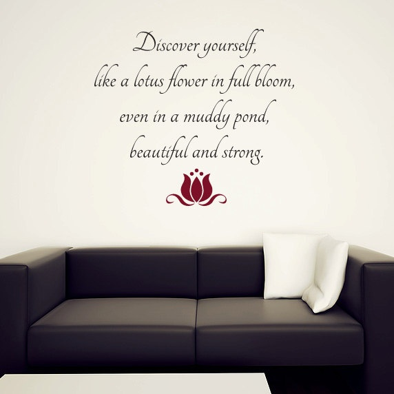 Best 25+ Lotus Flower Quote Ideas On Pinterest