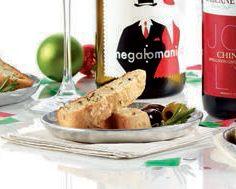 Rosemary, Parmesan & Black Pepper Biscotti