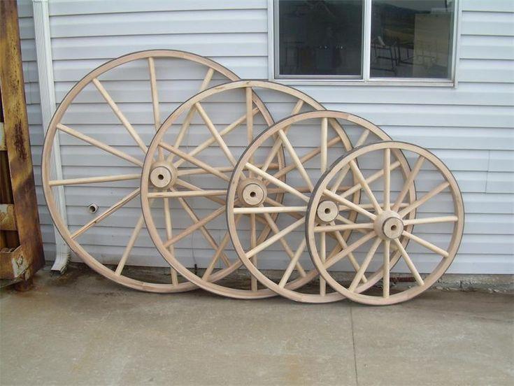 Amish Wagon Wheels