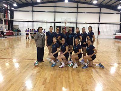Eliminatorias de la Copa Federación de Voleibol de sala en Aguascalientes ~ Ags Sports