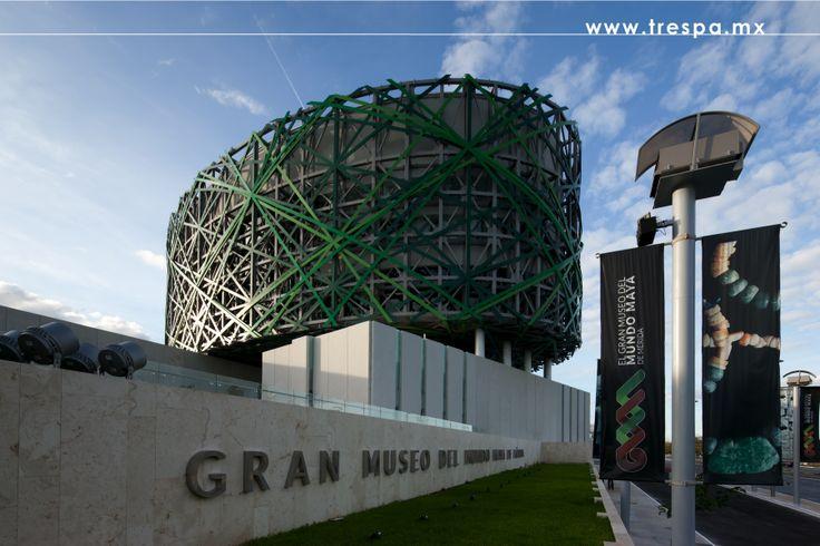 Descubre porque somos el líder mundial en productos para fachadas, visítanos en: www.trespa.mx