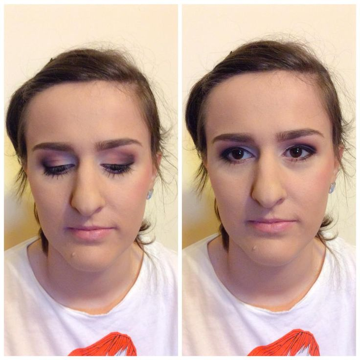 Young style make-up