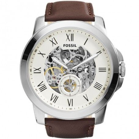 Relógio Fossil Masculino Automatic ME3052/0XI