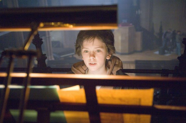 Still of freddie highmore in august rush 2007 large for Freddie highmore movies and tv shows
