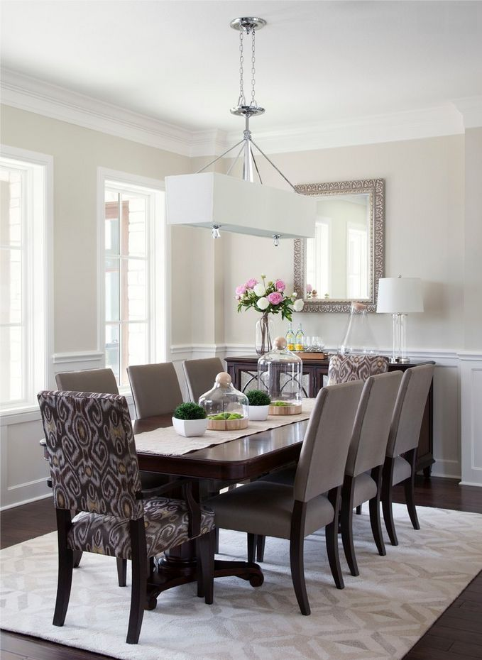 Casual elegance - traditional - Dining Room - Austin - Natalie Howe Design