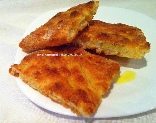 Kiosko di frutti di bosco: Pizza bianca romana