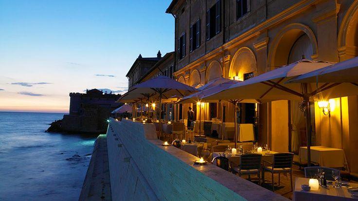 Hotel La Posta Vecchia. Rome.