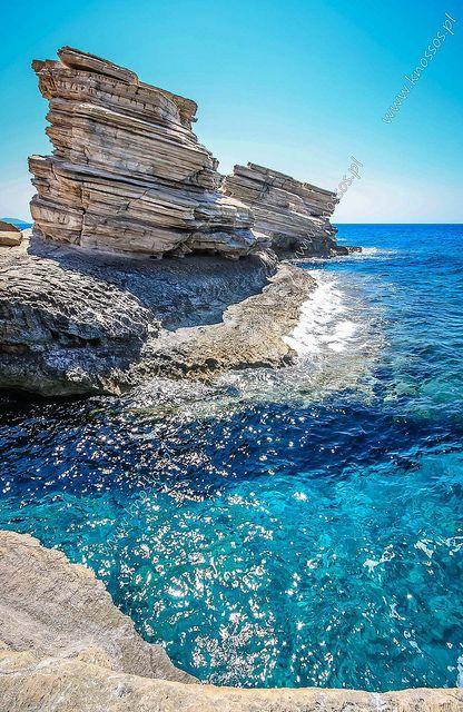 Triopetra, Rethymnon, Greece