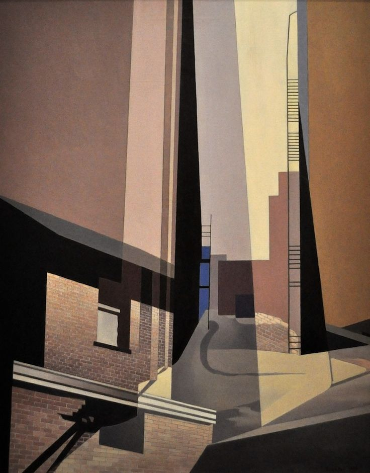 New England Irrelevancies, 1953 By: CHARLES SHEELER….