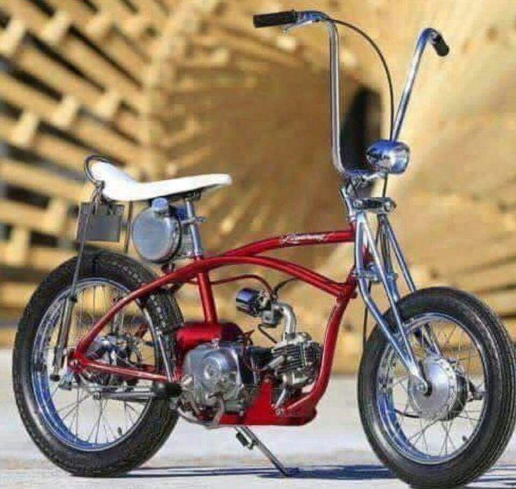 Mini Bike Junkyard : Best mini bikes and scooters images on pinterest