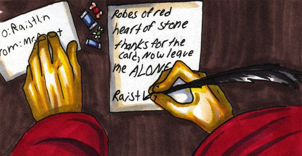 24 Best Images About P S I Still Love You Books On: 31 Best Raistlin Majere Images On Pinterest