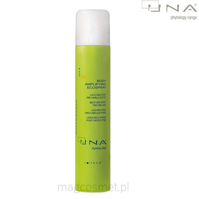 Una Body Amplifying Ecospray do stylizacji i zwiększania objętości 300ml Kosmetyki do stylizacji - lakiery, żele