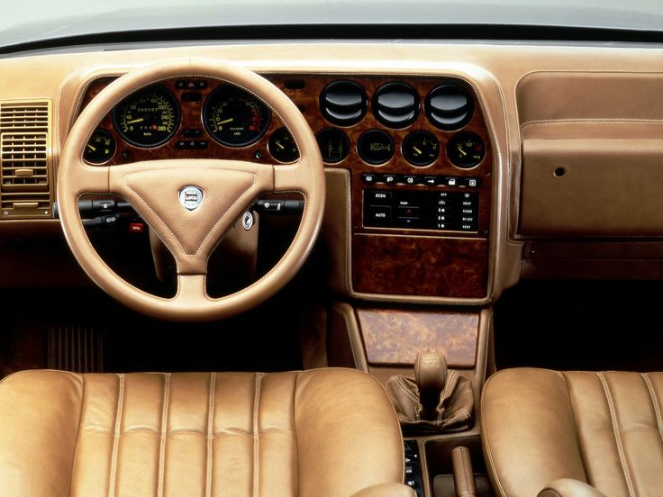 36 best Lancia Thema images on Pinterest | Classic trucks, Vintage ...