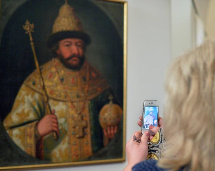 Борис Годунов. От слуги до государя всея Руси #Москва #МосковскийКремль
