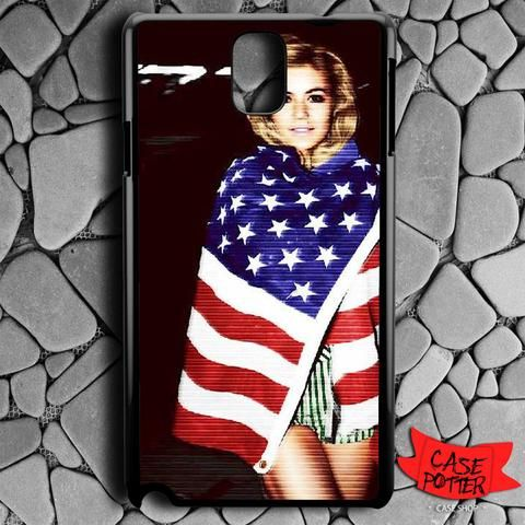 Marina And The Diamonds Samsung Galaxy Note 3 Black Case