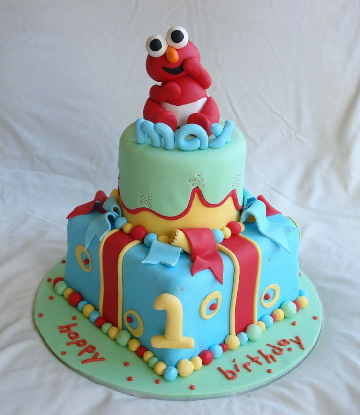 46 best jordans 1st birthday images on Pinterest Elmo cake