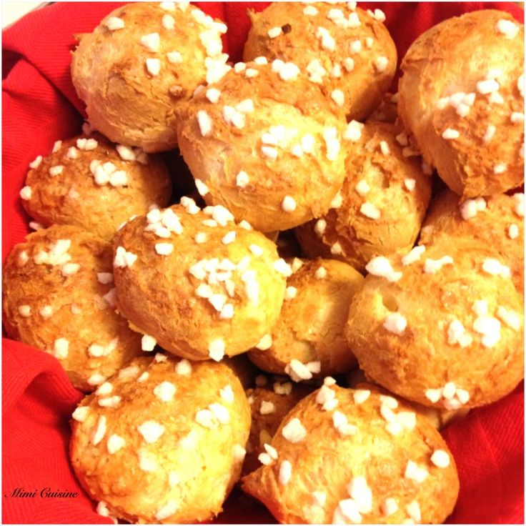 Chouquettes Recette Thermomix