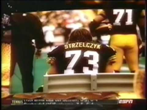Justin Strzelczyk Part 1- The ESPN follow up story about the tragic loss of a good friend. - YouTube