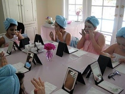 Little+Girls+Spa+Birthday+Party+Ideas | Spa Party Ideas | Best Party Ideas