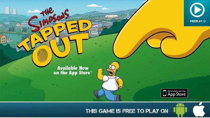 The Simpsons™: Tapped Out - Free on Android & iOS