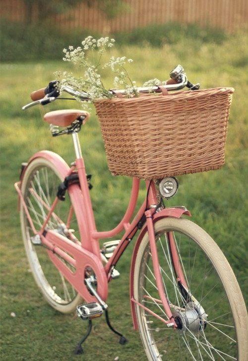 Me gustaba montar la bicicleta.