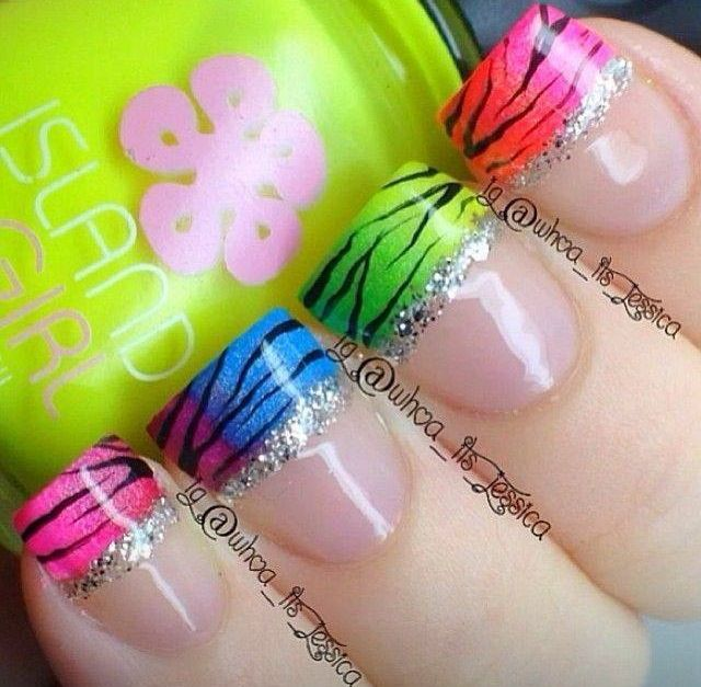 92 Best Nails Images On Pinterest Nail Scissors Beauty And Cute Nails