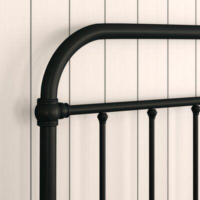 Best Laurel Foundry Modern Farmhouse Harlow Standard Bed 400 x 300