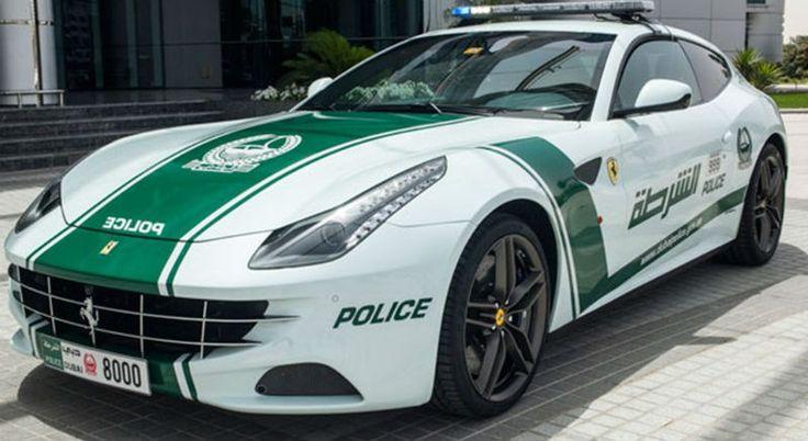 7. Ferrari FF (Dubai) – US$ 400 mil