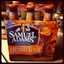 Samuel Adams Octoberfest Brew