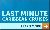 Love last minute cruises!
